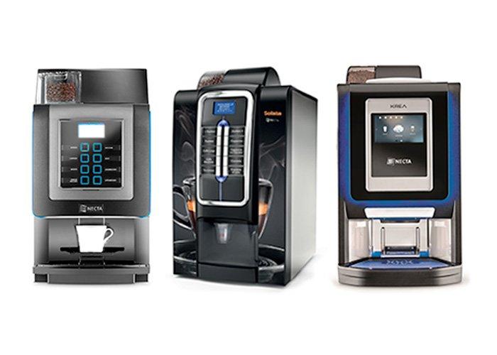 Restaurační provozy a kancelářské stroje