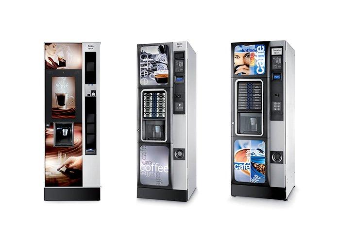 Vendingové stroje